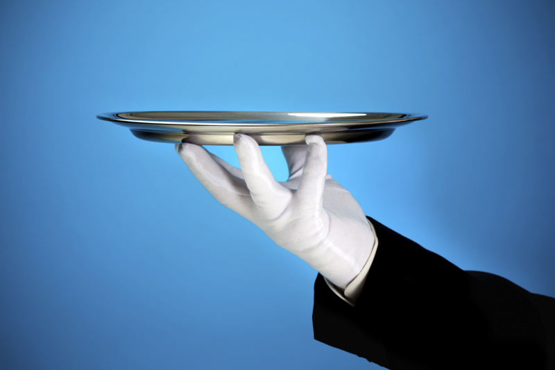 Services & Safety – concierge_platter Logo