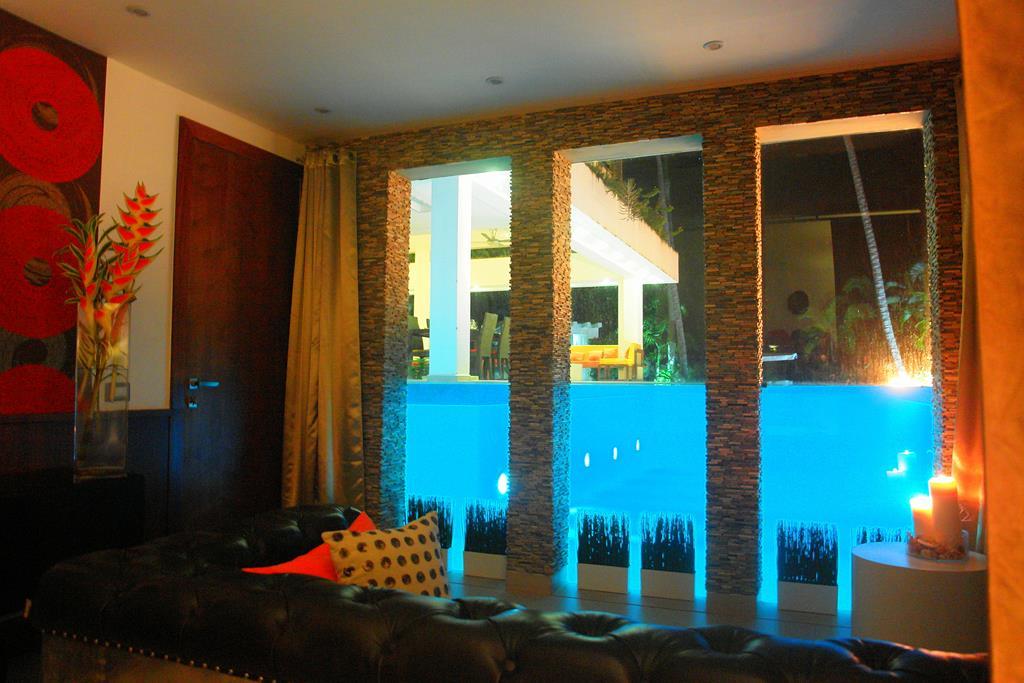 Villa Sofia – The Underwater Suite View
