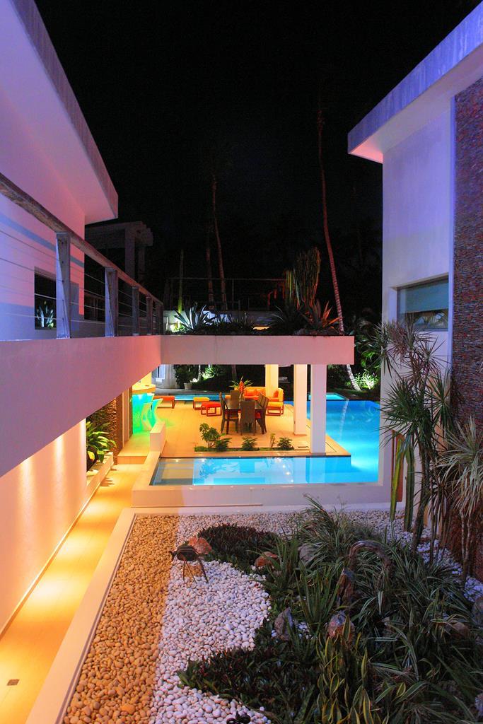 Villa Sofia – Living Areas – Courtyard/Garden