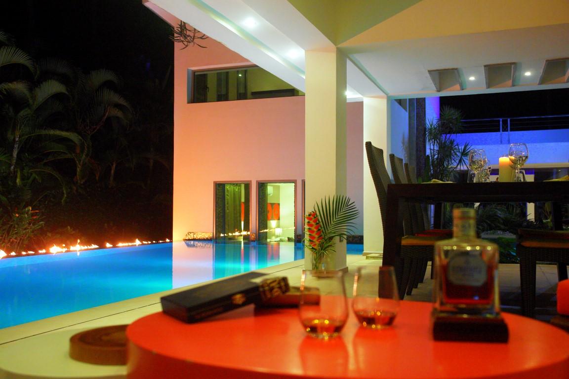 Villa Sofia – Living Areas – Outdoor Dining