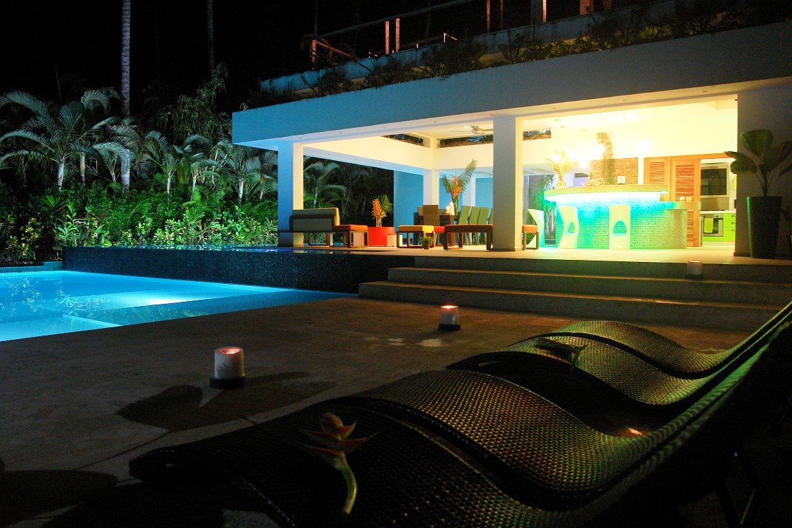 Villa Sofia – Living Areas – Outdoor Living Space