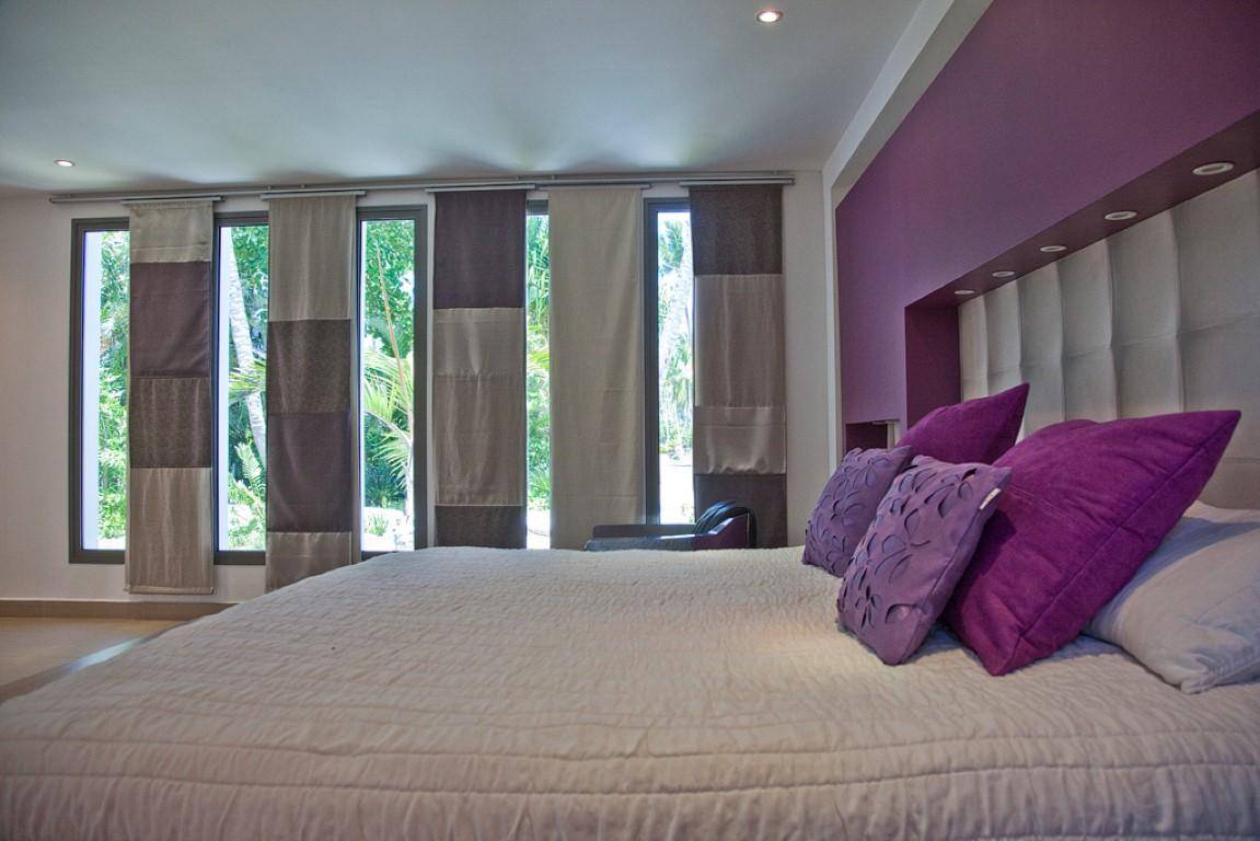 Villa Sofia – The Master Suite – Bed