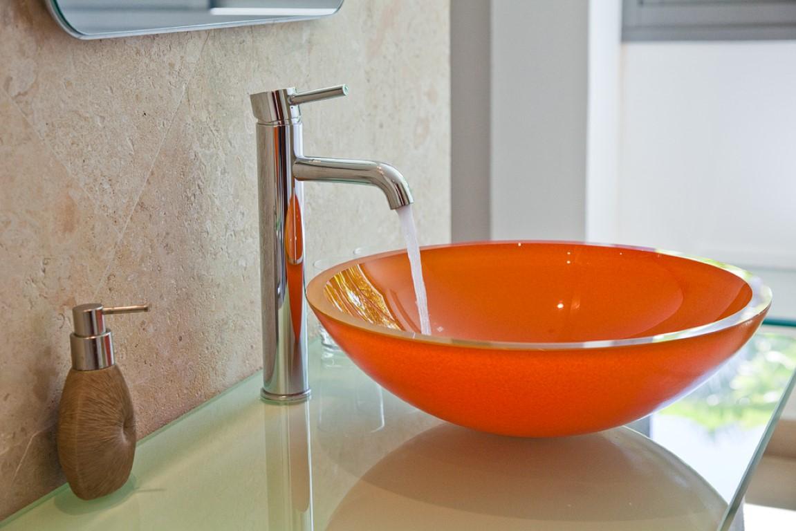 Villa Sofia – The Master Suite – Bathroom