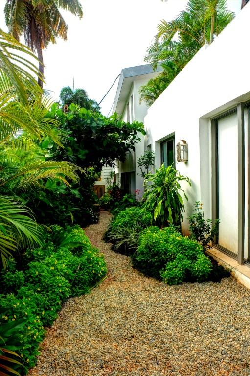 Villa Sofia – The Master Suite – Private Garden