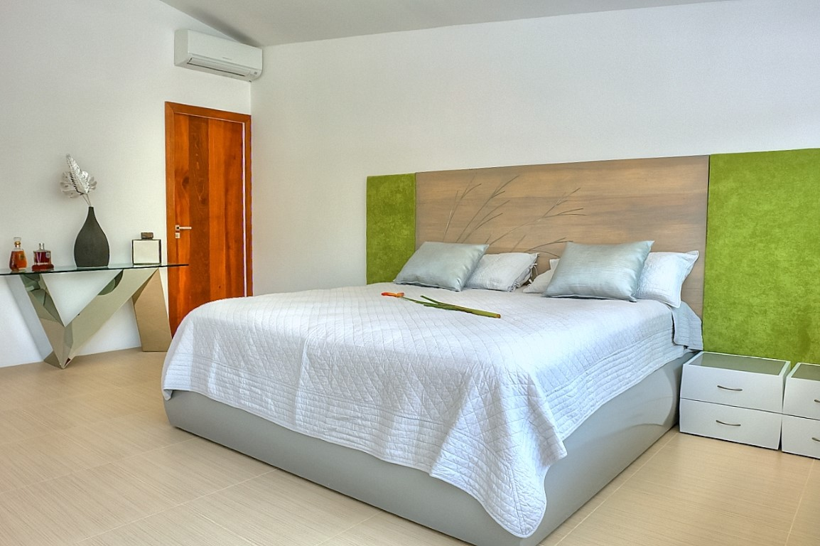 Villa Sofia – The Superior Suite – Bed