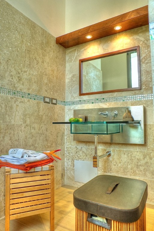 Villa Sofia – The Superior Suite – Bathroom