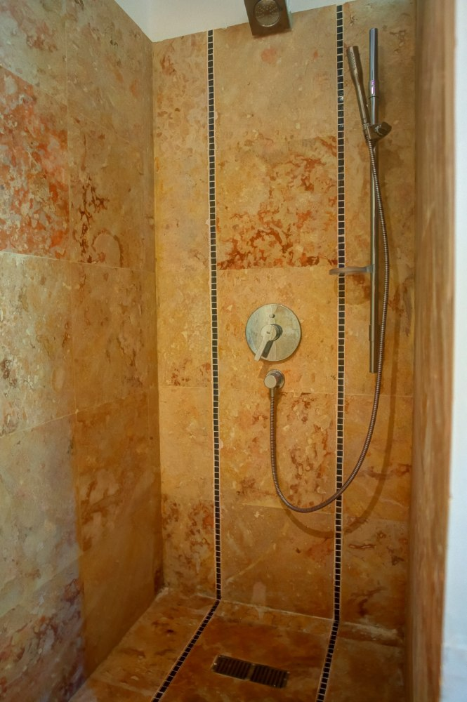 Villa Sofia – The Pool Suite – Shower
