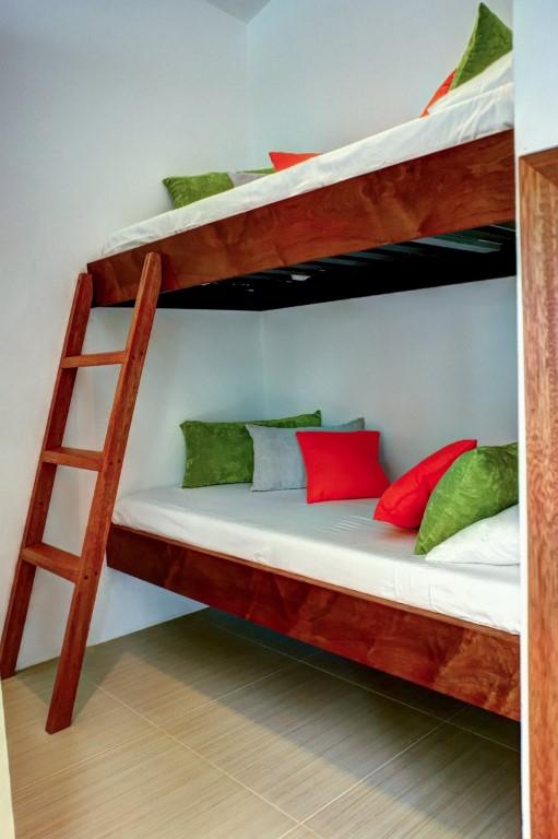 Villa Sofia – The Family Suite – Bunk Beds
