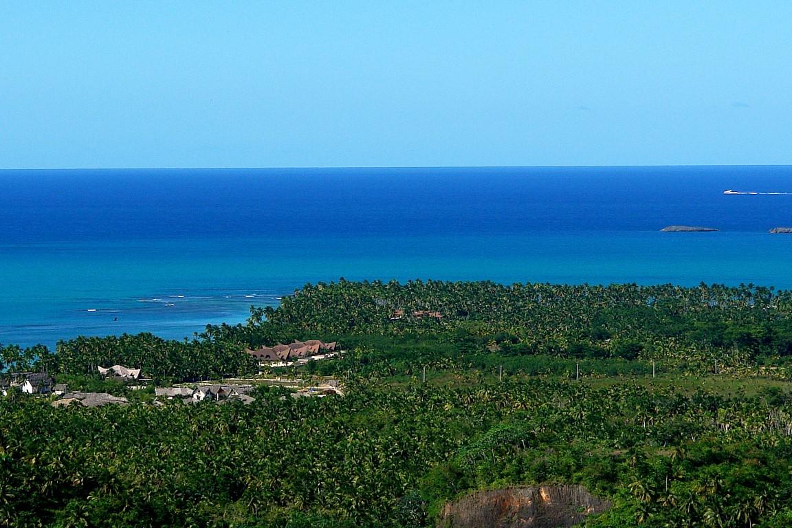 Punta Bonita From Above