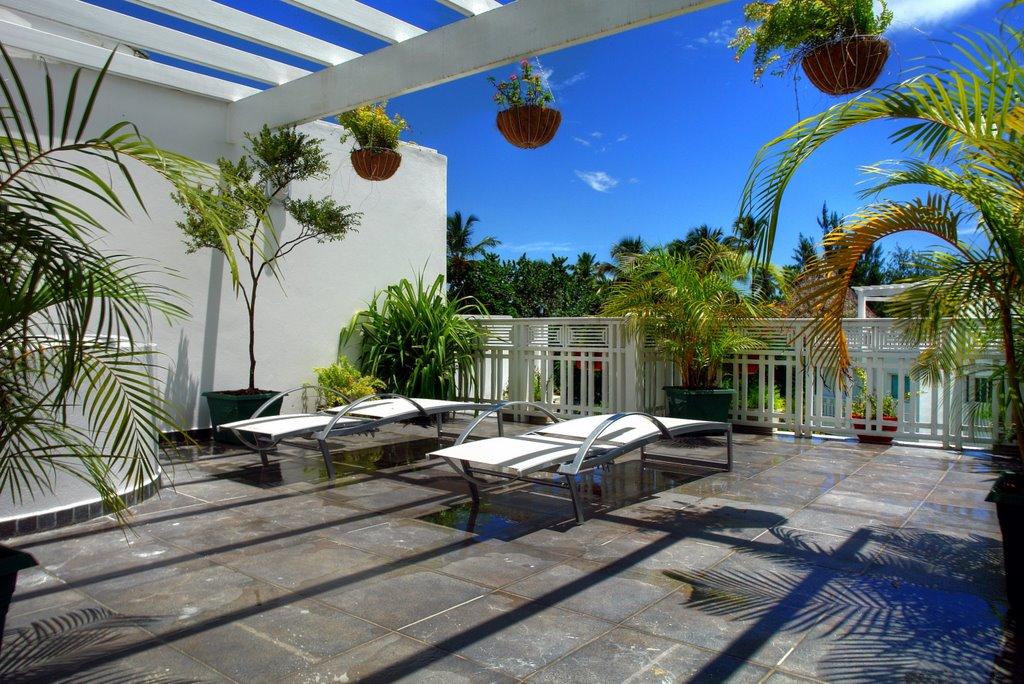 The Solarium Terrace