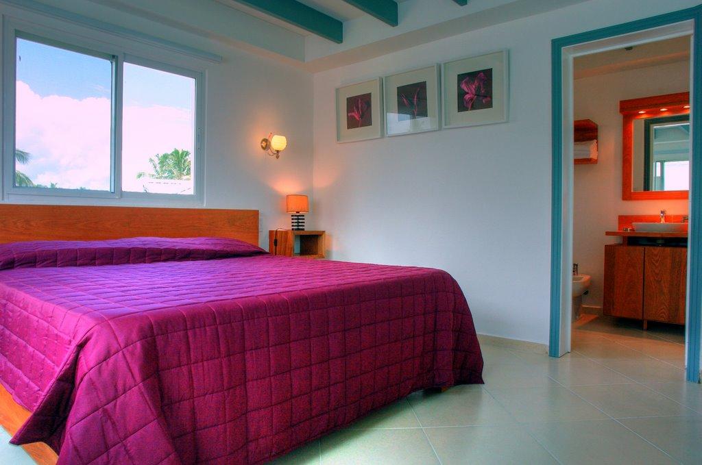 Condo La Fenice – Bedroom