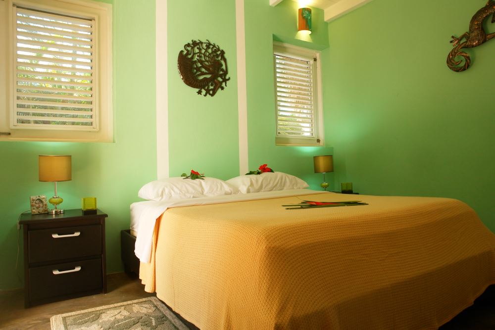Cap Cana Studio at Fishing Lodge – Bedroom