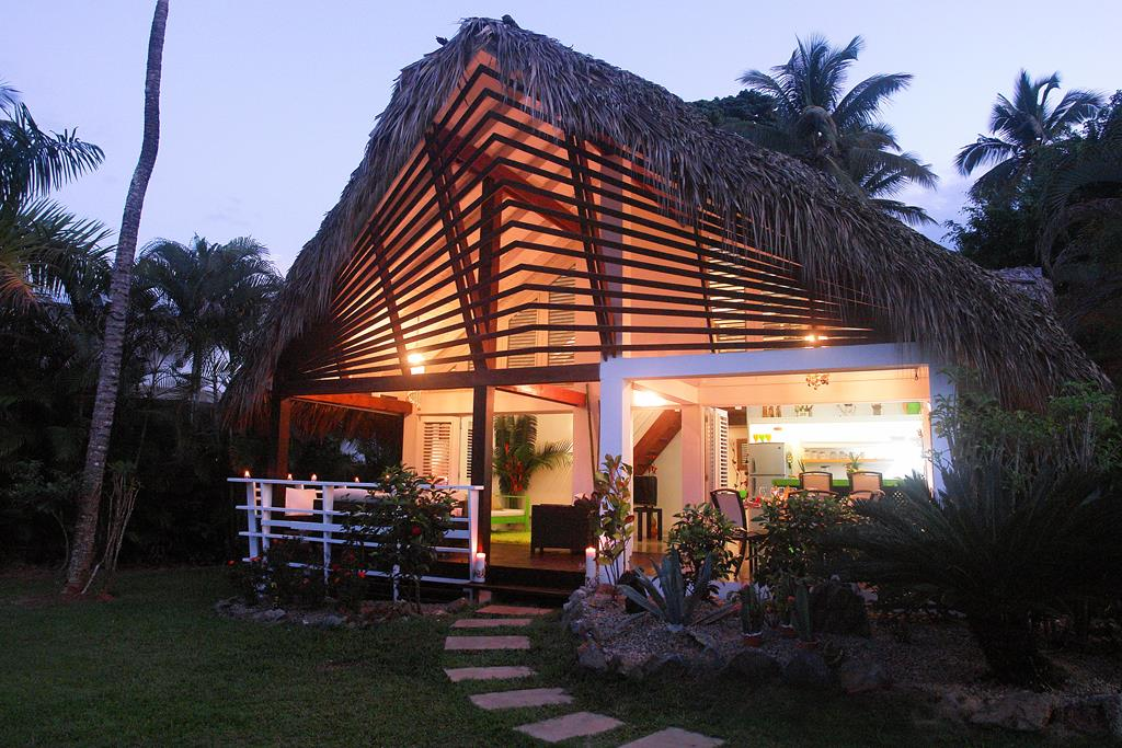 Cap Cana Studio at Fishing Lodge – Outside Living Space